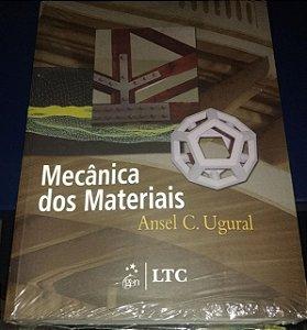 Mecânica dos materiais - Ansel C. Ugural