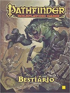 Pathfinder - RPG - Bestiário