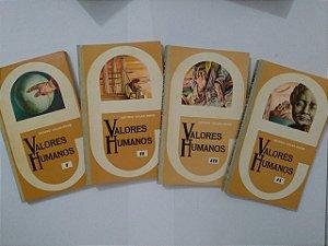 Coleção Valores Humanos - A. Uslar-Pietri C/4 Volumes
