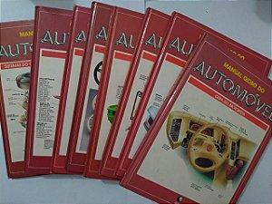 Coleção Manual Globo do Automóvel - C/8 Volumes