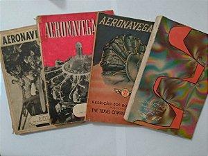 Coleção Aeronavegação C/4 Vols. - The Texas Company