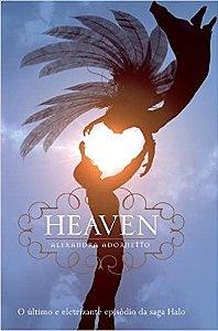 Heaven (Português) Capa comum - Alexandra Adornetto