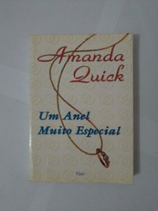 Um Anel Muito Especial - Amanda Quick