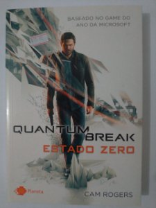 Quantum Break: Estado Zero - Cam Rogers