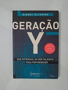Geração Y - Sidnei Oliveira
