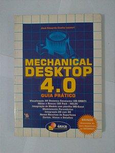 Mechanical Desktop 4.0 - José Eduardo Cunha Lazzuri
