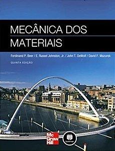 Mecânica dos materiais - Ferdinand P. Beer - 5ª edição