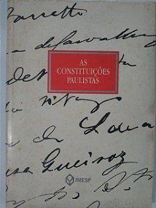 As Constituições Paulistas