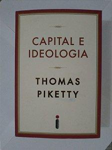 Capital Ideologia - Thomas Piketty