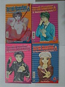 Coleção Zettai Kareshi - O Namorado Perfeito C/4 volumes