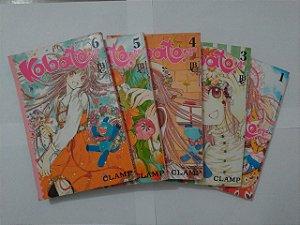 Coleção Kobato - Clamp C/5 volumes