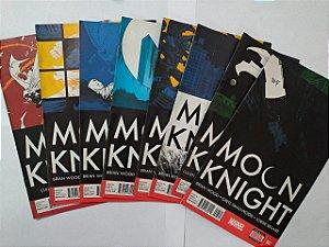 Coleção Mocn Knight - Marvel  C/8 Volumes