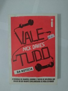 Vale-Tudo da Notícia - Nick Davies