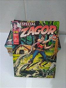 Coleção Zagor - C/13 Volumes