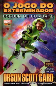 O Jogo do Exterminador - Escola de Combate - Orson Scott Card