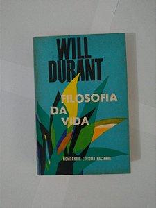 Filosofia da Vida - Will Durant