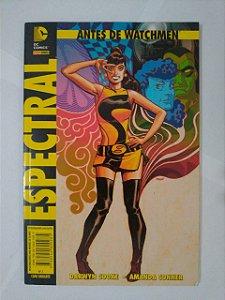Antes de Watchmen: Espectral (capa variante)