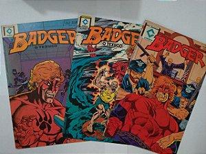 Coleção Badger - C/3 volumes