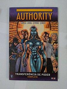 Authority: Transferência de Poder - Tom Peyer e Mark Milar