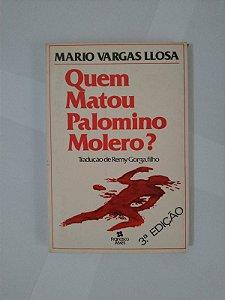 Quem Matou Palomino Molero? Mario Vargas Llosa
