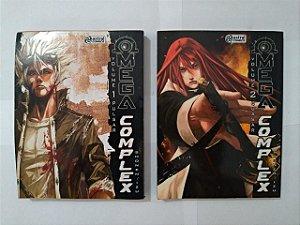 mangá Omega Complex - Vols. 1 e 2