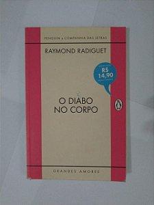 O Diabo no Corpo - Raymond Radiguet