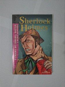 Sherlock Holmes: O Enigmado Coronel Hayter e outras Aventuras - Arthur Conan Doyle