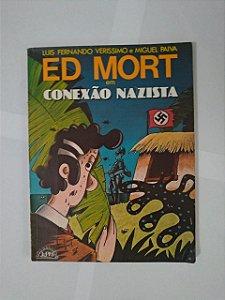 Ed Mort em Conexão Nazista - Luis Fernando Verissimo e Miguel Paiva