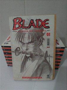 Coleção Blade A Lâmina do Imortal - Hiroaki Samura (Volumes 1 ao 14)