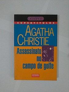 Assassinato no Campo de Golfe - Agatha Christie (Coleção Super Títulos) (marcas de umidade)