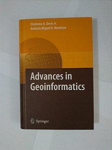 Advances in Geoinformatics - Clodoveu A. Davis Jr. e Antônio Miguel V. Monteiro