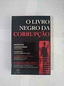 O Livro Negro da Corrupção - Modesto Carvalhosa