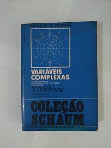 Varáveis Complexas - Murray R. Spiegel ( Coleção Schaum )