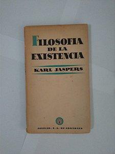 Filosofia de la Existencia - Karl Jaspers
