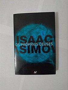 Os Próprios Deuses - Isaac Asimov (Marcas de umidade)
