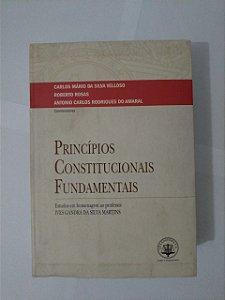 Princípios Constitucionais Fundamentais - Carlo Mário da Silva Velloso, Entre Outros Coordenadores