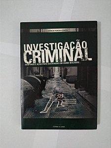 Investigação Criminal - Sérgio Pereira Couto