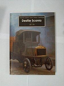 Materiais Rodante Carros, ônibus e Caminhões : Desfile Scania (1891-1991)