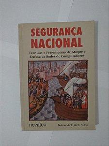 Segurança Nacional - Nelson Murilo de O. Rufino