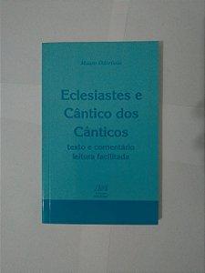 Eclesiastes e Cântico dos Cânticos - Mauro Odoríssio