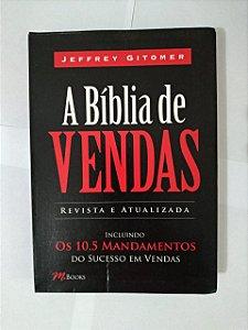 A Bíblia de Vendas - Jeffrey Gitomer (sinais de uso)