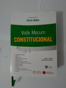 Vade Mecum Constitucional - Flavia Bahia