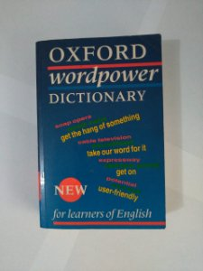 Dictionary Oxford  Wordpower