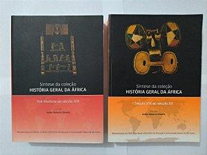 História Geral da África: Pré-História ao Século XVI + História Geral da África: Século XVI ao Século XX