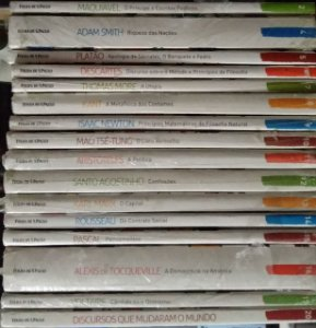 Coleção Folha Livros que mudaram o Mundo - 16 volumes