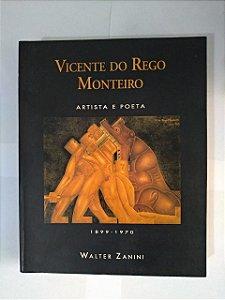 Vicente do Rego Monteiro: Artista e Poeta - Walter Zanini
