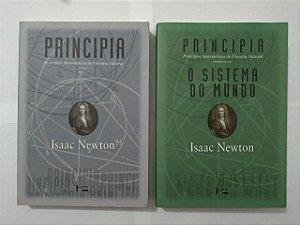 Principia: Princípios Matemáticos de Filosofia Natural - Isaac Newtom (C/2 Livros)