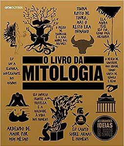 O livro da mitologia - Globo Livros - Capa dura