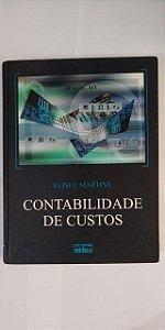 Contabilidade de Custos - Eliseu Martins