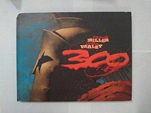 300 - Frank Miller e Lynn Varley (Leitura em Inglês)